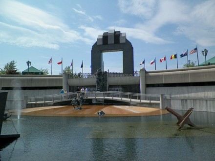 National D-Day Memorial - Bedford, VA