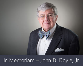 John Doyle - In Memoriam photo